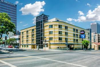 貝斯特韋斯特普拉斯洛杉磯米德頓飯店
