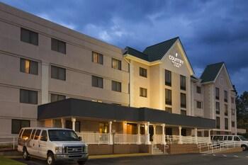亞特蘭大機場南江山套房飯店