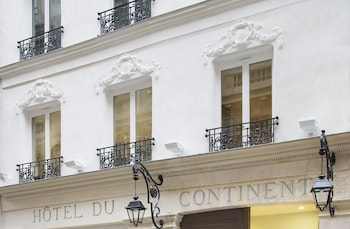 Hotel du Continent