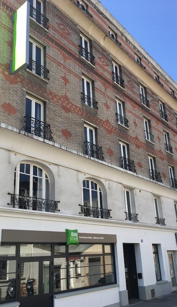 ibis Styles Paris Place d'Italie Butte aux Cailles Hotel