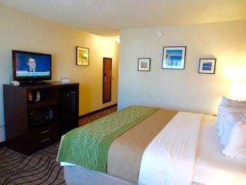 Ramada Coeur D'Alene - Coeur dAlene, ID 83814 - Guestroom