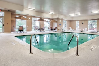 Quality Inn - Fort Dodge, IA 50501 - Indoor Pool