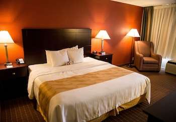 Quality Inn - Fort Dodge, IA 50501 - Guestroom