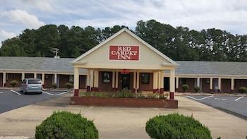 Hoteles de Red Carpet Inn