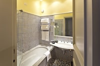 Superior Double or Twin Room, Balcony, Garden View