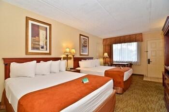 Best Western Inn Of Palatka - East Palatka, FL 32131 - Guestroom