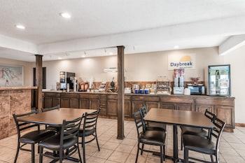 Days Inn Russell Ks - Russell, KS 67665 - Breakfast Area