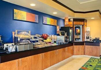Fairfield Inn & Suites by Marriott Anniston Oxford - Oxford, AL 36203 - Restaurant