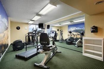 Ramada Plaza Denver Central - Denver, CO 80216 - Fitness Facility