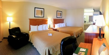 Quality Inn On Historic Route 66 - Barstow, CA 92311