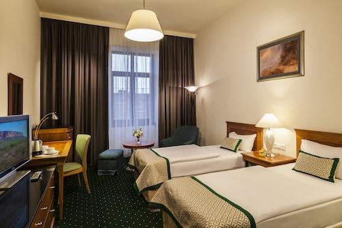 匈牙利市中心飯店