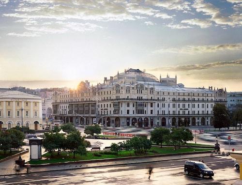 莫斯科大都會飯店