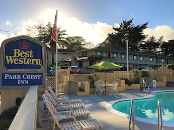 貝斯特韋斯特科瑞斯特公園飯店