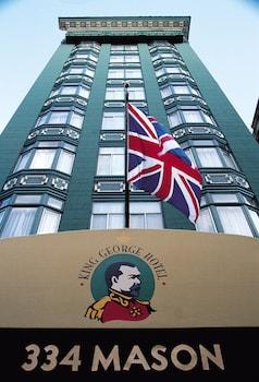 King George Hotel - San Francisco, CA 94102 - Exterior