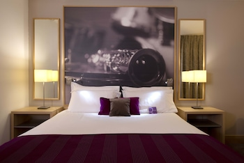 Mercure Paris La Villette (21.10.2017 - 22.10.2017)