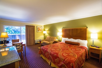 Aloha Inn - Arroyo Grande, CA 93420 - Guestroom