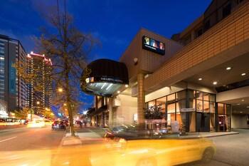 溫哥華利時達飯店