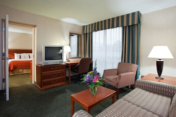 Holiday Inn Cincinnati-Riverfront - Covington, KY 41011 - Guestroom