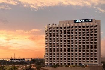 Hotel Jen Manila Exterior