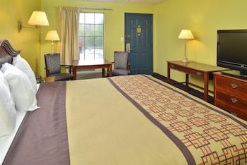 Americas Best Value Inn Land between the Lakes - Grand Rivers, KY 42045 - Guestroom