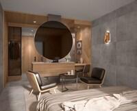 Sphere room