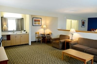 Suite, 2 Queen Beds, Non Smoking (Two Rooms)