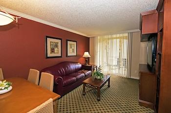 Westgate Blue Tree Resort in Lake Buena Vista - Orlando, FL 32836 - Living Area