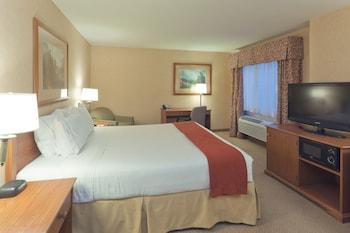 Holiday Inn Express Hotel & Suites Bishop - Bishop, CA 93514 - Guestroom