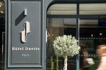 ホテル デュエット パリ