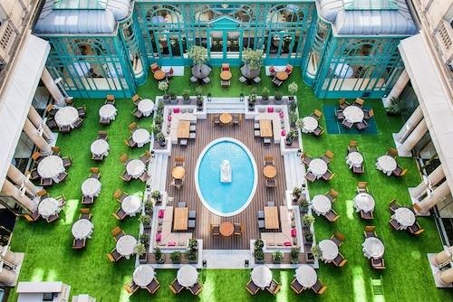 巴黎威斯汀飯店