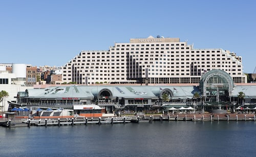 雪梨達令港諾富特飯店