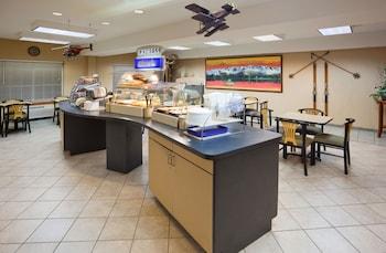 Holiday Inn Express Anchorage - Anchorage, AK 99517 - Restaurant
