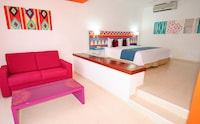 Junior Suite Ocean View Kids eat and stay free - All Inclusive - Kids eat and stay free