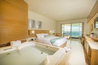 Deluxe Room, Jetted Tub, Ocean View - All Inclusive Up to $2500 Resort Credit