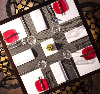 Hotel Shattuck Plaza - Berkeley, CA 94704 - Restaurant