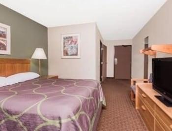 Super 8 Augusta/Ft Gordon Area - Augusta, GA 30909 - Guestroom