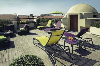 格裡瑪律迪尼斯中心美居飯店