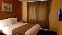Deluxe Suite, 2 Queen Beds, Non Smoking, Balcony