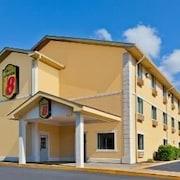 田納西查塔努加盧考特山速 8 飯店