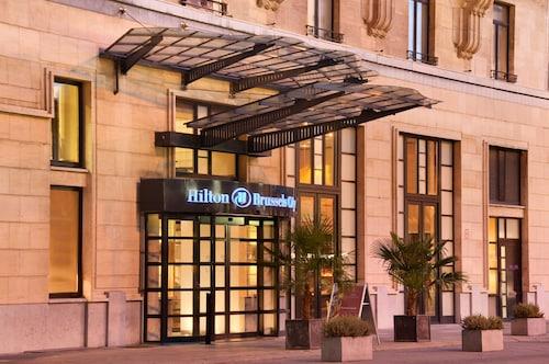 布魯塞爾市希爾頓酒店