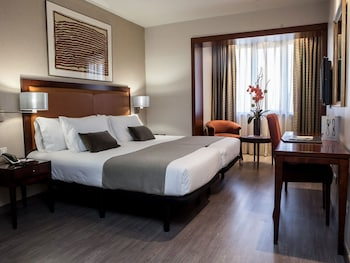 Hoteles de Cadena Hotelera Abba Hotels