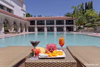 Waterfront Airport Hotel Cebu Outdoor Pool