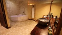 Triple Room, Pool Access (2 beds)