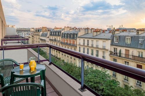 巴黎里昂火車站巴士底馨樂庭飯店