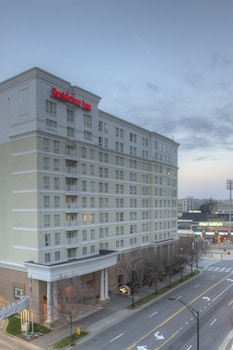 Residence Inn By Marriott Uptown Charlotte 0 5 Miles From Time Warner Cable Arena