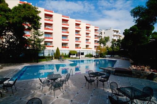 綠洲公寓式飯店