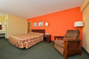 Americas Best Value Inn Valdosta - Valdosta, GA 31601 - Guestroom