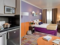 Apartment, 1 Double Bed (3 person)