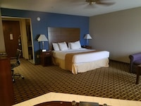 1 King Bed Whirlpool Suite