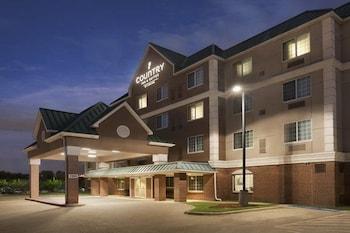 達拉斯機場南卡爾森鄉村套房飯店
